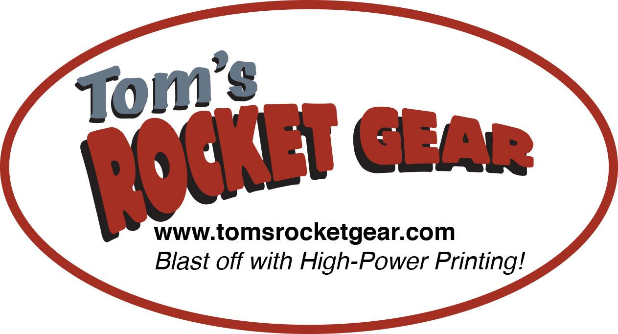 Tom's Rocket Gear